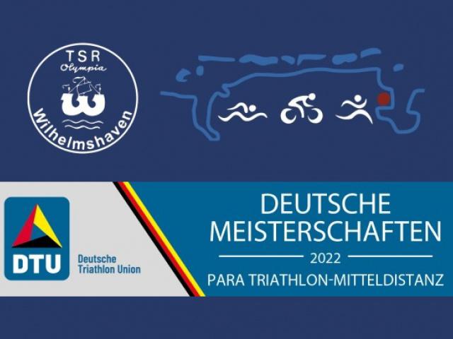 DM-ParaTriathlon beim NordseeMan 2022